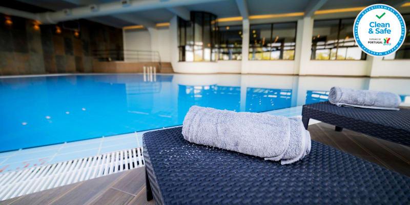Meliã Castelo Branco 4* | Estadia & Spa a Dois no Interior com Opção Jantar e Massagens