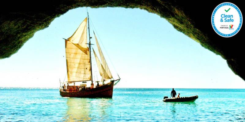 Fantástico Passeio em Embarcação Pirata! 2 Horas - Uma Aventura Algarvia!