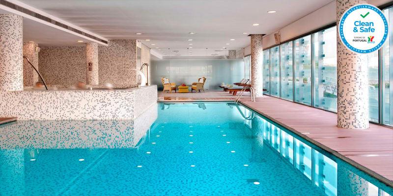 Meliã Ria Hotel & Spa 4* - Aveiro | Estadia & Spa Junto à Ria com Opção Jantar e Massagens