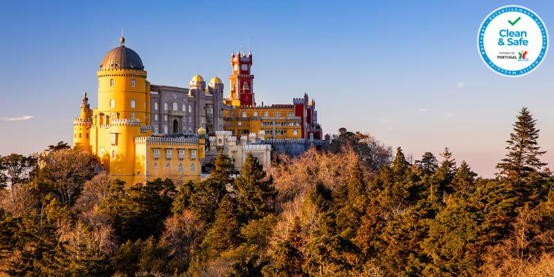 Palácio da Pena Só Para Si! Visita Exclusiva a Dois ou em Família c/ Welcome Drink ou Brunch | Sintra