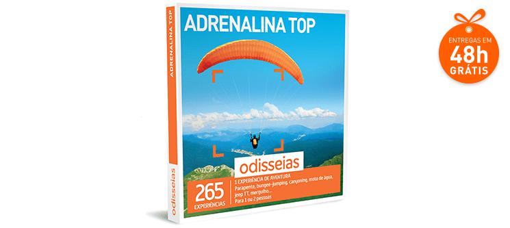 Adrenalina Top   265 Experiências
