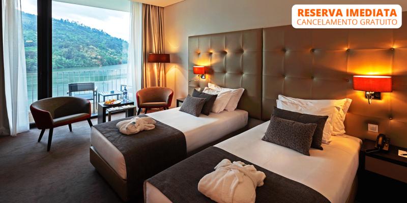 Páscoa: Douro Royal Valley Hotel & Spa 5* - Baião | Estadia em Família com Almoço de Páscoa
