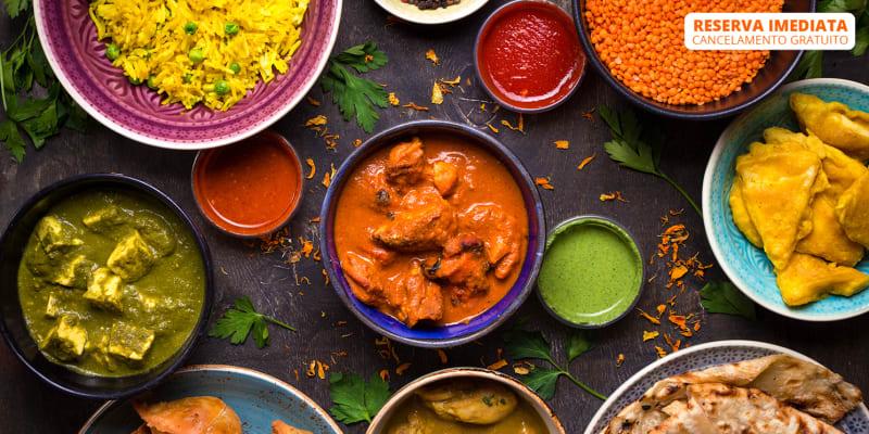 Com Amor, para Dois! Viagem Gastronómica no Bollywood Lounge | Marquês de Pombal