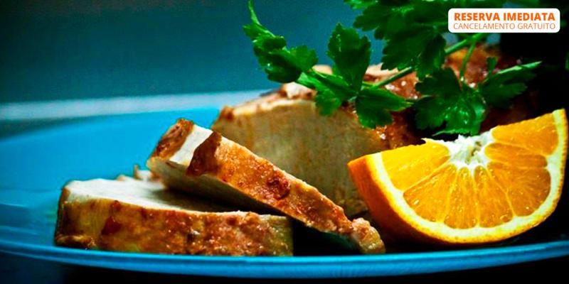 Jantar com Vista para a Catedral da Sé | Café Pit - Alfama