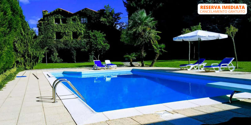 Casa do Prado Guesthouse - Vila Real | Estadia de Romance na Natureza