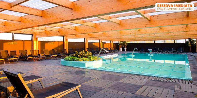 Hotel Cristal Vieira Praia & Spa - Leiria | Estadia & Spa com Opção Jantar