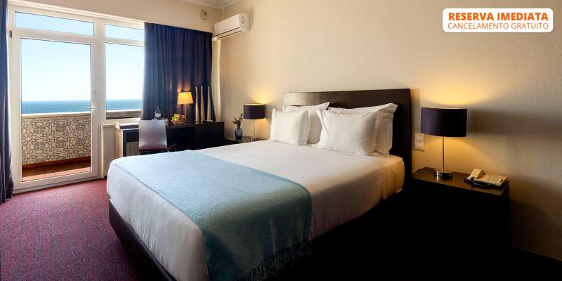Hotel Praia Mar 4* - Carcavelos   Estadia Romântica com Vista Mar