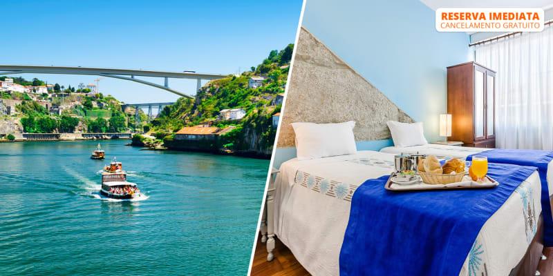 Hotel Santa Clara Porto | Estadia com Opção Cruzeiro das 6 Pontes