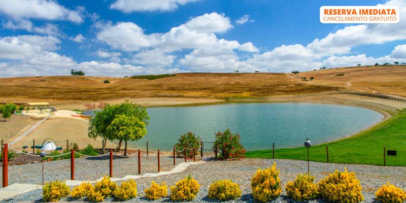 Monte Vale - Castro Verde | Estadia com Acesso a Praia Fluvial Privativa