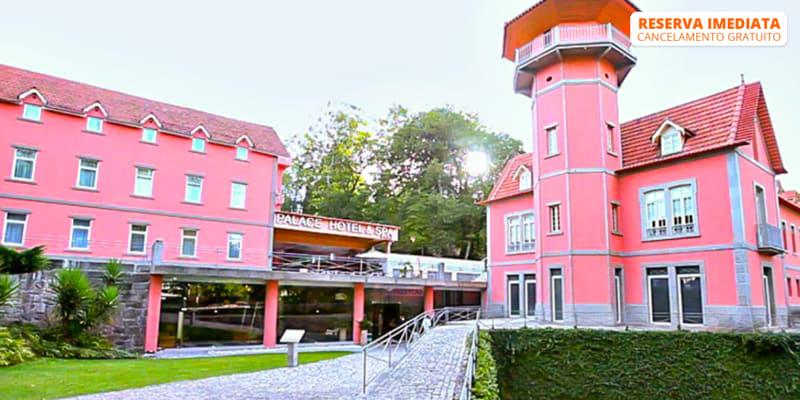 Palace Hotel & Spa 4* - Termas de S. Vicente | Estadia para 2 Pessoas Junto ao Rio Tâmega