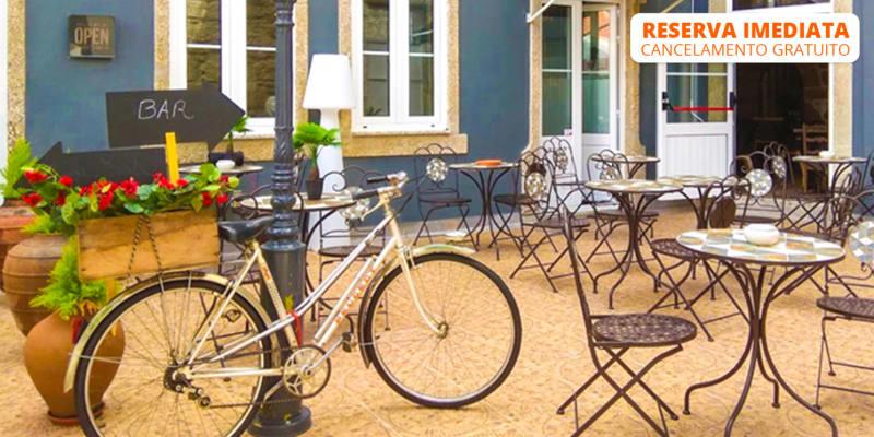 Paço 100 Pressa - Covilhã | Estadia com Opção Jantar Junto à Serra da Estrela