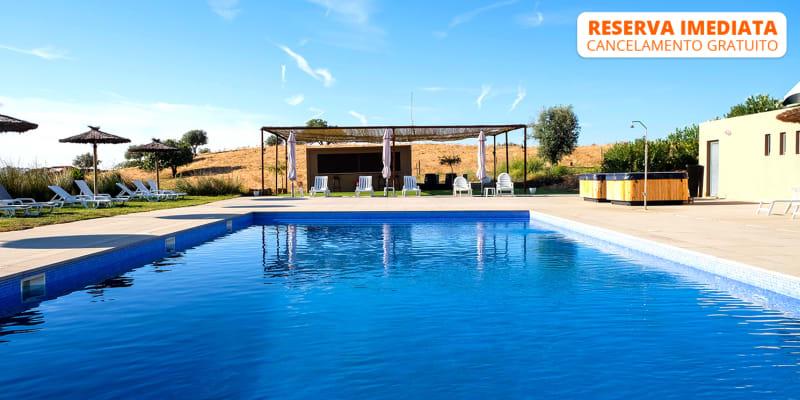 Hotel Rural de Santo António - Alentejo | Estadia em Família com Opção de Meia-Pensão
