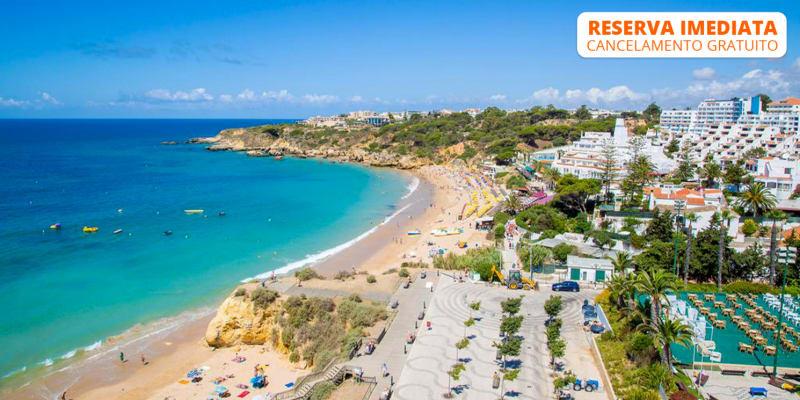 Muthu Clube Praia da Oura 4* - Albufeira | Férias em Família à Beira-Mar com Opção Tudo Incluído