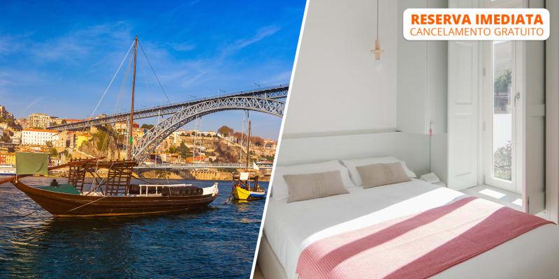 Oporto Camões Apartments - Porto | Estadia com Opção Cruzeiro das 6 Pontes