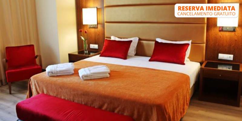 Palace Hotel Astúrias 4* - Castro DAire | Estadia para 2 Pessoas Junto às Termas do Carvalhal