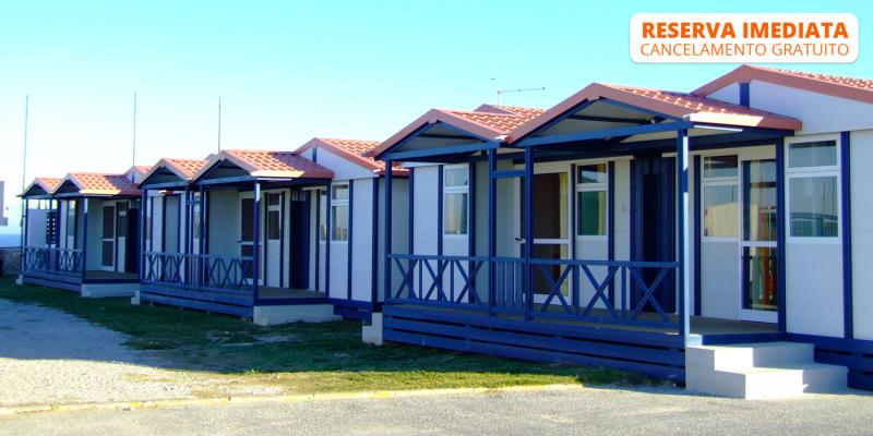 PenichePraia - Bungalows, Campers & Spa   Estadia em Família até 4 Pessoas
