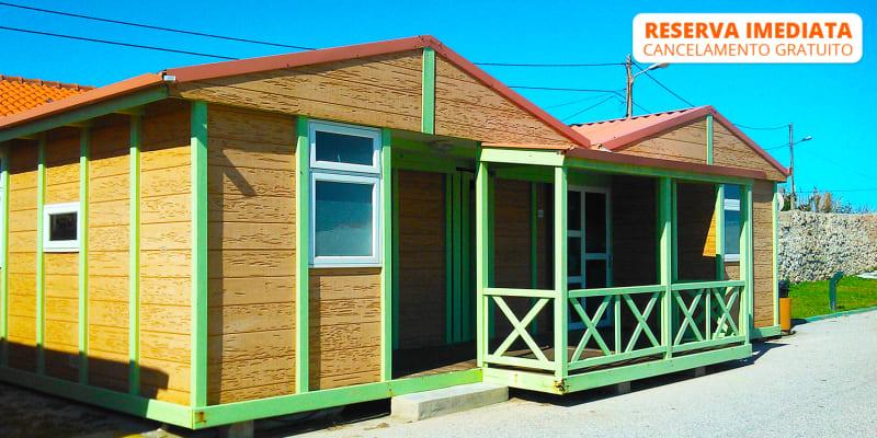 PenichePraia - Bungalows, Campers & Spa | Estadia em Bungalow