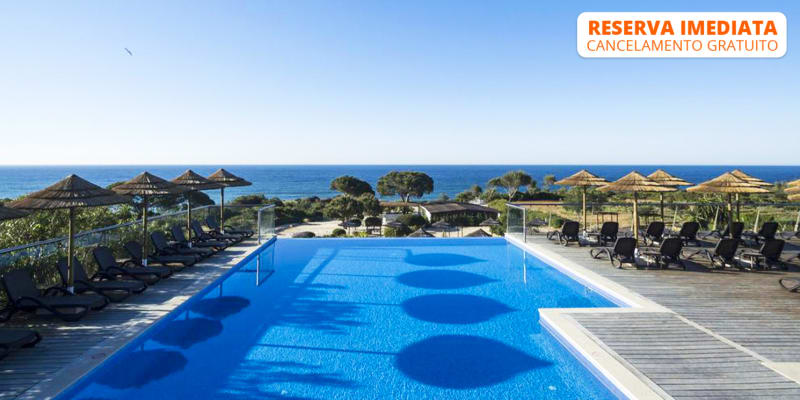 Suites Alba Resort 5* - Algarve | Estadia & Spa em Família Junto ao Mar com Opção Jantar