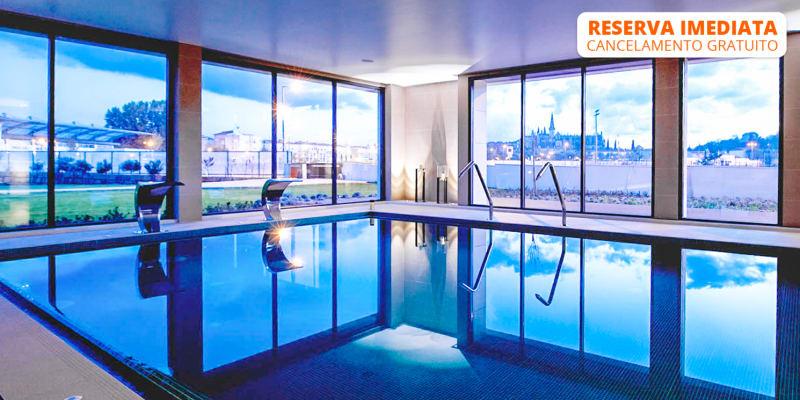 Hotel Villa Batalha 4* | Estadia & Spa com Opção Jantar, Massagem ou Baptismo de Golf