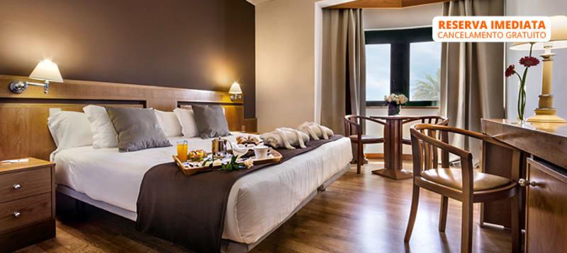 Tryp Montijo Parque Hotel 4* | Noites c/ Opção Jantar ou Massagem