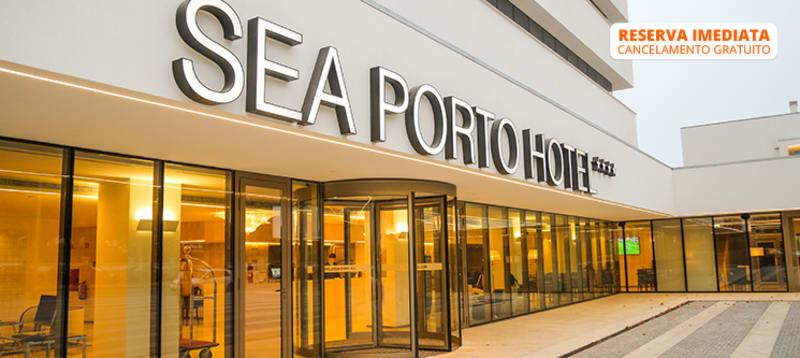 Sea Porto Hotel 4* - Matosinhos | Estadia Romântica