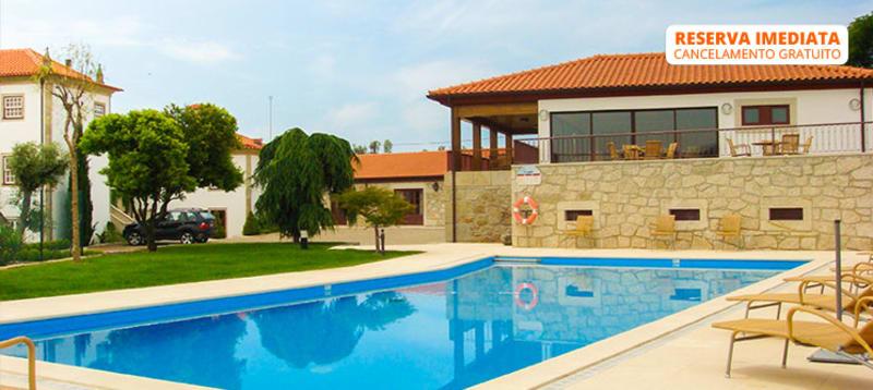Hotel Rural Quinta de São Sebastião - Viana do Castelo | Estadia na Natureza