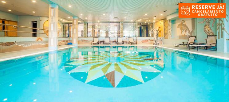 Estadia com Spa + Especial Oferta Massagem num Hotel Resort & Spa 4*