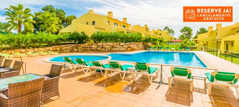 Glenridge Beach & Golf Resort - Albufeira | Estadia em T1 com Opção Circuito Spa