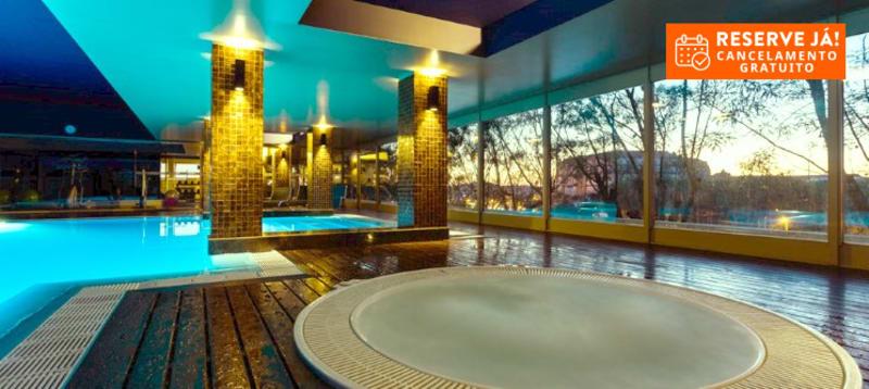 Santana Hotel & Spa 4* - Vila do Conde   Estadia & Spa com Opção Jantar e Massagem