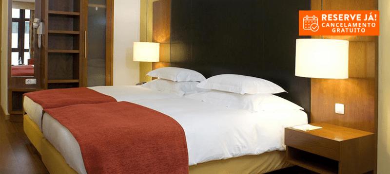 Leziria Parque Hotel 4* - Ribatejo | Estadia com Opção Jantar