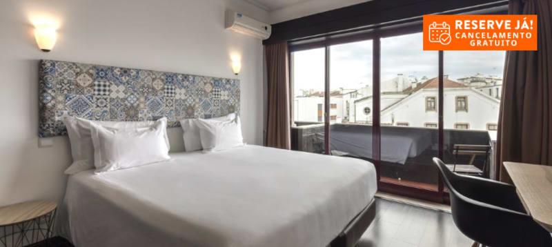 Aqua Hotel - Ovar | Estadia com Opção Jantar ou Massagem