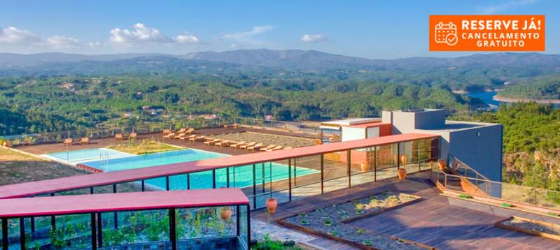 Hotel da Montanha 4* | Estadia com Opção Meia-Pensão e Actividades Radicais