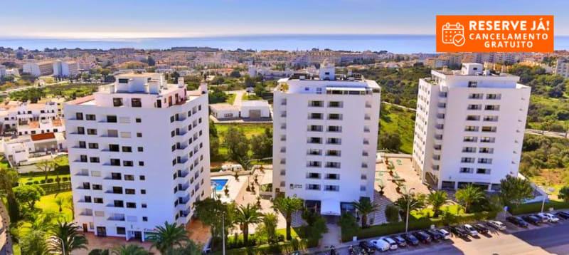 Janelas do Mar Apartamentos - Albufeira | Estadia em T1 até 4 Pessoas Junto à Praia da Oura
