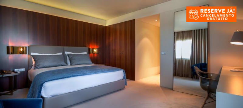 4615 Hotel - Felgueiras   Estadia Romântica
