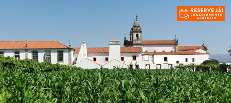 Hospedaria Convento de Tibães - Braga | Escapadinha Tranquila para Dois