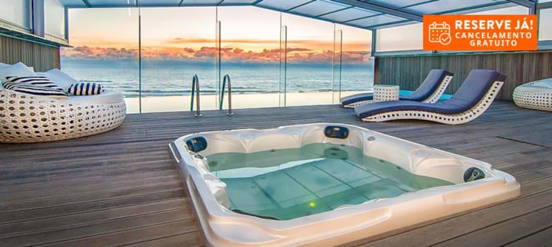 Maçarico Beach Hotel 4* | Estadia & Spa Panorâmico com Opção Massagem