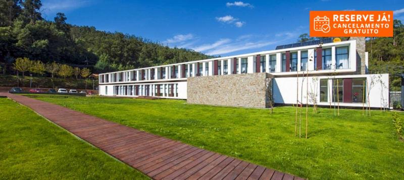 Parque Hotel Serra da Lousã 4* - Coimbra | Estadia com Spa e Opção Jantar - Vista Magnífica Sobre a Serra!
