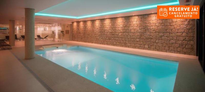Celorico Palace Hotel & Spa | Estadia com Opção Jantar e Massagem