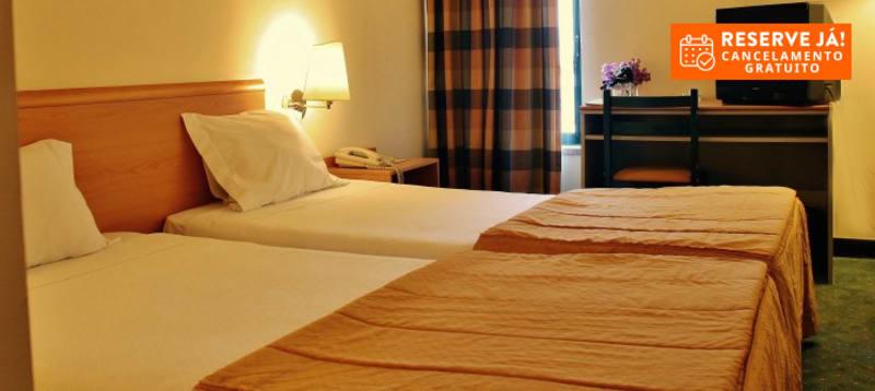 Guimarães-Fafe Flag Hotel | Estadia Romântica com Opção Jantar
