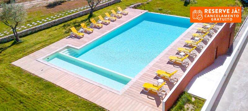 Monte Filipe Hotel & Spa 4* - Alentejo | Estadia Relaxante com Opção Massagem