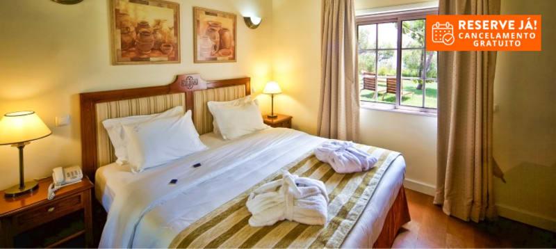 Suites Alba Resort 5* - Algarve | Estadia & Spa de Sonho com Opção Jantar ou Massagem