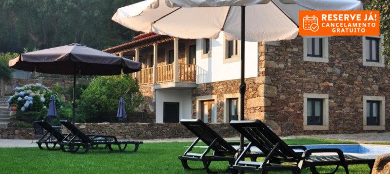 Quinta Vilar e Almarde - Castelo de Paiva | Estadia com Opção Jantar