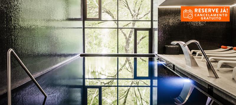 Aqua Village Resort & Spa 5* - Serra da Estrela | Estadia c/ Opção Jantar ou Massagem