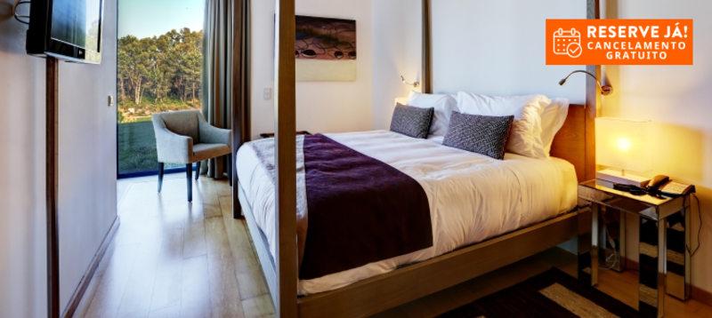 Bom Sucesso Resort 5* - Óbidos   Estadia de Luxo com Opção Meia-Pensão e Entradas no Festival Internacional do Chocolate