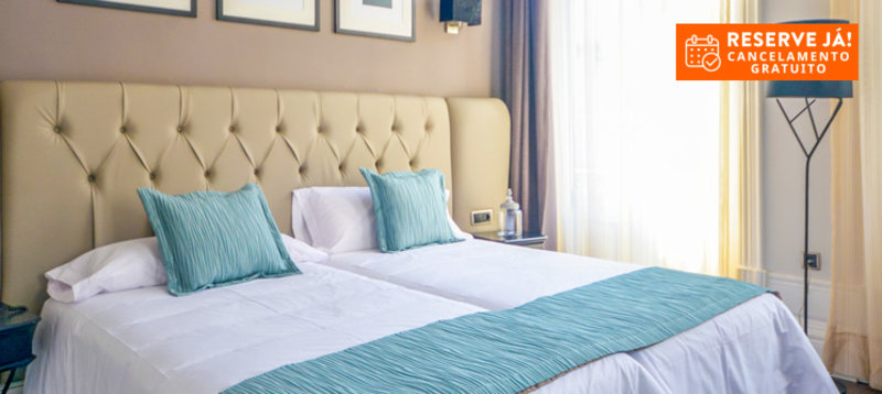 Hotel Bienestar Termas de Vizela 4*   Estadia com Piscina Termal e Jantar ou Massagem