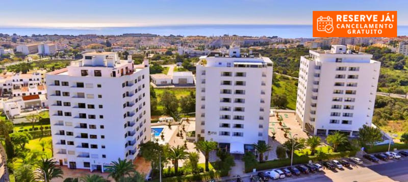 Janelas do Mar Apartamentos - Albufeira | Estadia em T0 Junto à Praia da Oura
