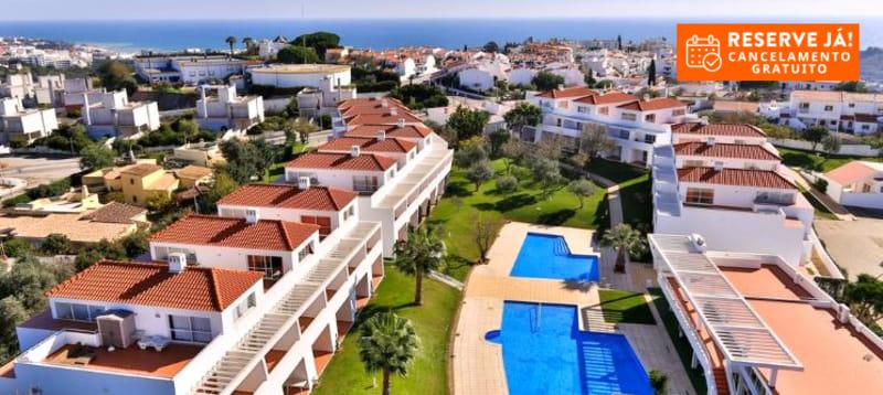 Pateo Village - Albufeira | Apartamento T1 para até 4 Pessoas Junto à Praia