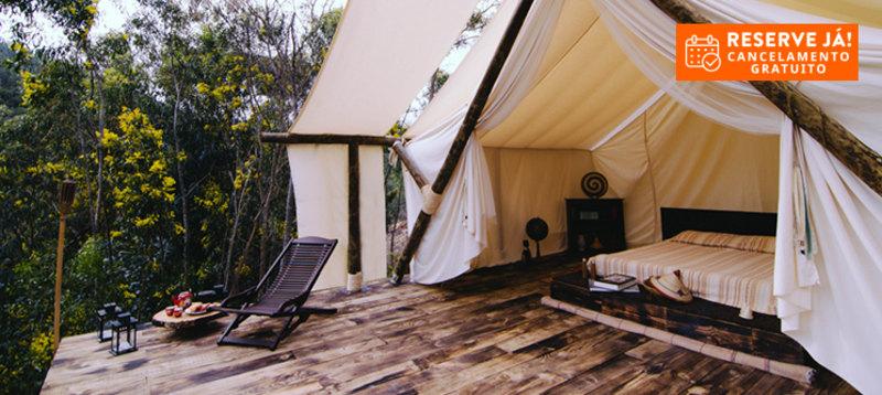 Quinta Alma - Aljezur | Estadia em Tenda Safari com Opção Crianças