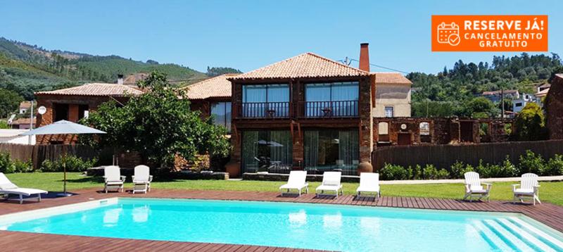 Casa de Baixo - Petit Hotel | Estadia Romântica Junto à Serra da Estrela