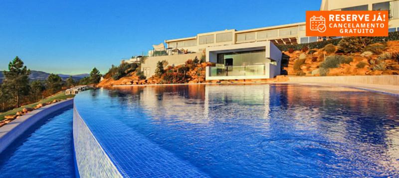 Água Hotels Mondim de Basto 4* | Férias com Opção Jantar